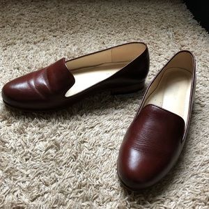Shoes - Nisolo Smoking Shoe Brown 8.5